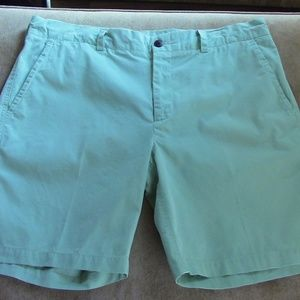 Polo Ralph Lauren Mens Khaki Beach Shorts Sz 36